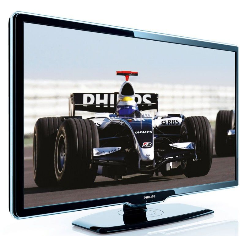 "Телевизор ЖК PHILIPS 32PFL7404H  ""R"", 32"", FULL HD (1080p),  черный"