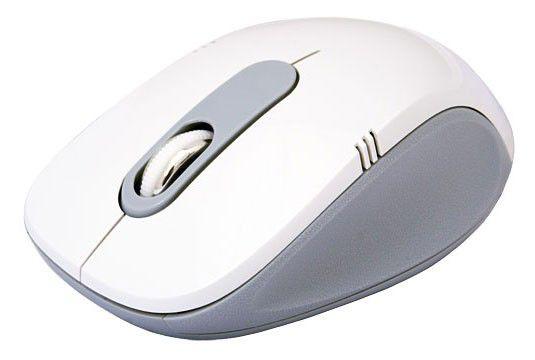 Мышь A4 G7-630-8 оптическая беспроводная USB, белый