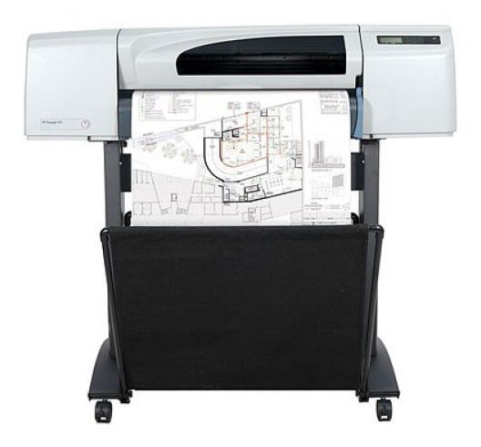 Плоттер HP Designjet 510ps [cj997a]