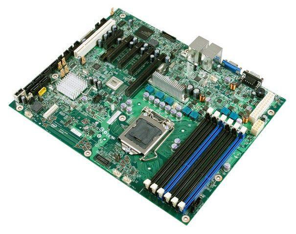 Серверная материнская плата INTEL S3420GPLX [s3420gplx 907525]