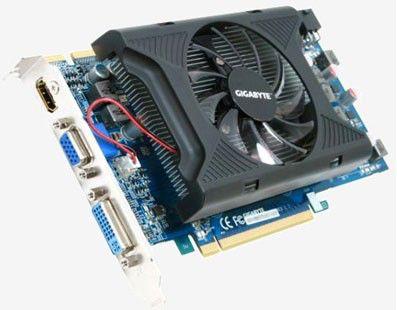 Видеокарта GIGABYTE Radeon HD 4770,  1Гб, DDR5, Ret [gv-r477ud-1gi]
