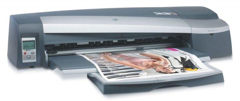 Плоттер HP Designjet 130r Printer (C7791H)