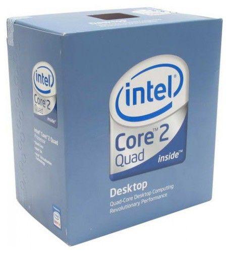 Процессор INTEL Core 2 Quad Q8300, LGA 775 BOX [bx80580q8300   s lgur]