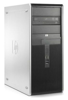 HP dc7900CMT,  Intel  Core2 Duo  E7500,  DDR2 2Гб, 250Гб,  Intel GMA X4500,  CR,  Windows XP Professional,  черный [vc565ea]