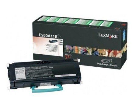 Картридж LEXMARK X651H11E черный