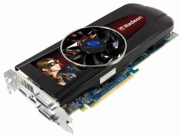Видеокарта SAPPHIRE Radeon HD 5850,  1Гб, GDDR5, Ret [21162-xx-50r]