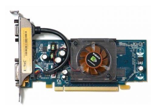 Видеокарта ZOTAC nVidia  GeForce 8400 GS ,  256Мб, DDR2, oem [zt-84meg4p-fsl]