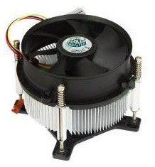 Вентилятор Cooler Master DP6-9HDSA-0L-GP Soc-1156 Al (screw) 95W