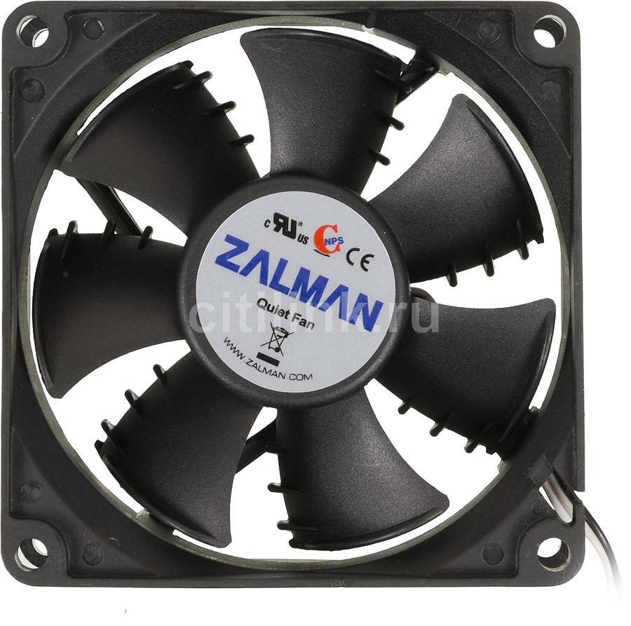 Вентилятор ZALMAN ZM-F1 Plus (SF),  80мм, Ret