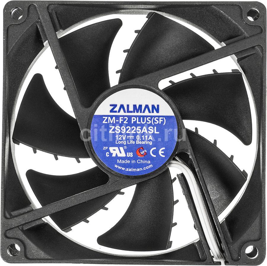 Вентилятор ZALMAN ZM-F2 Plus (SF),  92мм, Ret