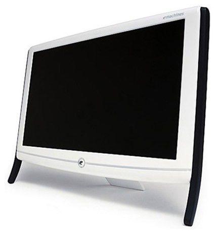 ACER eMachines EZ1600,  Intel  Atom  N270,  DDR2 2Гб, 320Гб,  Intel GMA 950,  DVD-RW,  CR,  Windows 7 Home Basic,  белый и черный [99.yxetz.ruy]