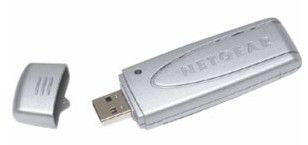 Сетевой адаптер WiFi NETGEAR WG111-300PES USB
