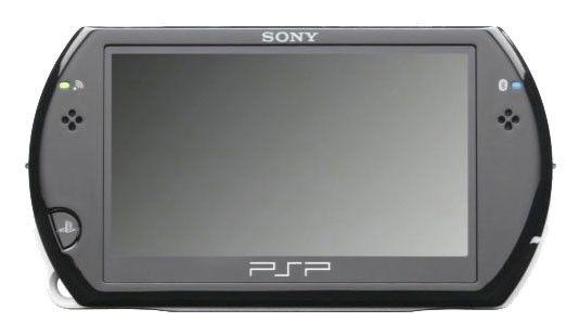 Игровая консоль SONY PlayStation Portable GO PSP-N1008, черный