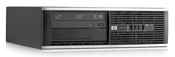 HP Pro 6000SFF,  Intel  Core2 Duo  E8400,  DDR3 2Гб, 250Гб,  Intel GMA X4500,  DVD-RW,  CR,  Windows XP Professional,  черный [vn769ea]
