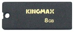 Флешка USB KINGMAX Super Stick Mini 8Гб, USB2.0, черный