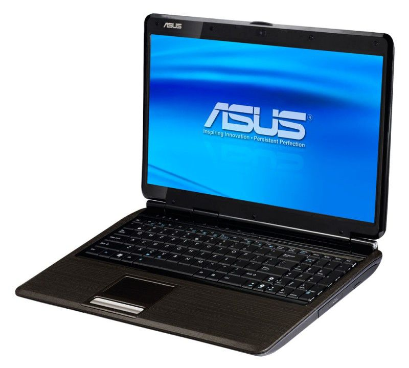 Asus N60Dp Notebook Touchpad Windows 8