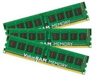 Память DDR3 12Gb 1066MHz ECC Reg CL7 DIMM (Kit of 3) 4R, x8 w/Thm Sen Intel KVR1066D3Q8R7SK3/12GI