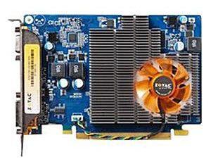 Видеокарта ZOTAC GeForce GT 220,  1Гб, DDR3, Ret [zt-20201-10l]