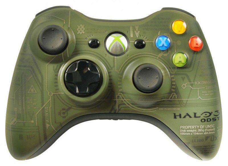 Беспроводной контроллер MICROSOFT Xbox 360 [tad-00013]
