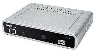 Телевизионная приставка D-Link DIB-120 высокого разрешения