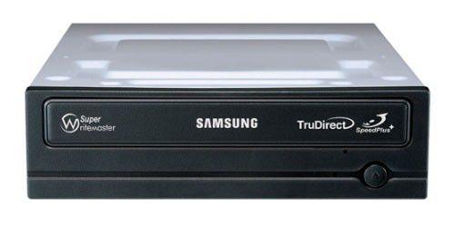 Оптический привод DVD-RW SAMSUNG SH-S223L/RSMN, внутренний, SATA, черный,  Ret