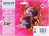 Набор картриджей EPSON T0735 4 цвета [c13t10554a10] вид 1
