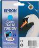 Картридж EPSON T0812, голубой [c13t11124a10] вид 1