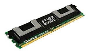 Память DDR2 8Gb 667MHz ECC Fully Buffered CL5 DIMM Dual Rank, x4 Intel Kingston KVR667D2D4F5/8GI