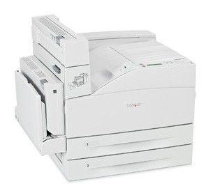 Принтер LEXMARK W850DN лазерный, цвет:  белый [19z0315]