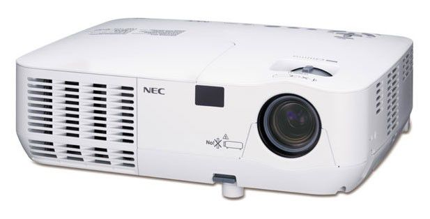 Проектор NEC NP115 белый [np115g]