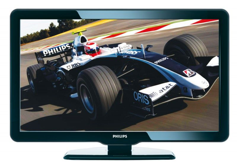 "Телевизор ЖК PHILIPS 32PFL5614/60  32"", FULL HD (1080p),  черный"