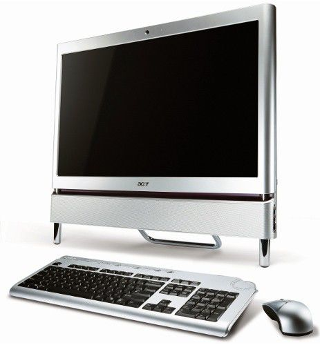 ACER Aspire Z5610,  Intel  Core2 Duo  E7500,  DDR3 3Гб, 750Гб,  ATI Radeon HD 4570 - 512 Мб,  DVD-RW,  CR,  Windows 7 Home Premium,  серебристый [99.6rm9p.ran]