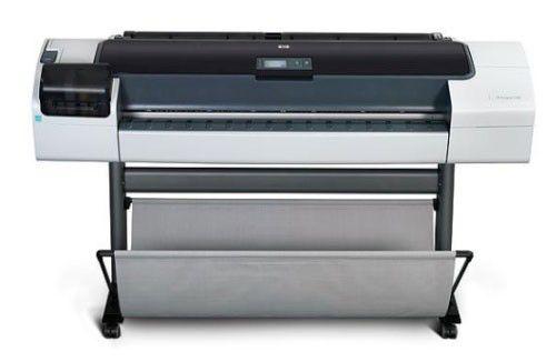 Плоттер HP Designjet T1200PS 44