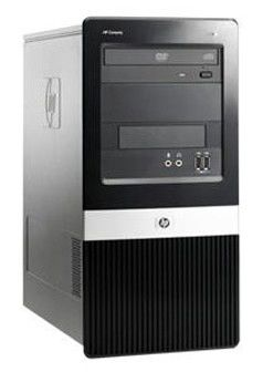 HP Pro 3010MT,  Intel  Pentium Dual-Core  E6300,  DDR3 2Гб, 320Гб,  Intel GMA X4500HD,  DVD-RW,  CR,  Windows 7 Professional,  черный [vn955ea]