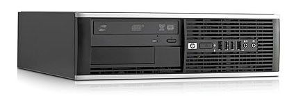HP Pro 6000SFF,  Intel  Pentium Dual-Core  E5300,  DDR2 2Гб, 320Гб,  Intel GMA X4500,  DVD-RW,  CR,  Windows 7 Professional,  черный [vn775ea]