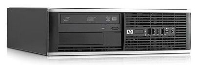 HP Pro 6000SFF,  Intel  Core2 Duo  E8500,  DDR3 2Гб, 500Гб,  Intel GMA X4500,  DVD-RW,  CR,  Windows 7 Professional,  черный [vn779ea]