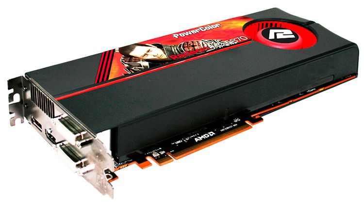 Видеокарта POWERCOLOR Radeon HD 5850,  1Гб, DDR5, Ret [ax58501gbd5-mdhc]