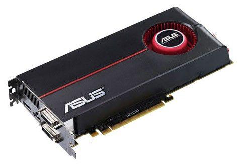 Видеокарта ASUS Radeon HD 5850,  1Гб, DDR5, Ret [eah5850/g/2dis/1gd5/a]