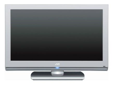 "Телевизор ЖК JVC LT-32EX28  32"", HD READY (720p),  серебристый"