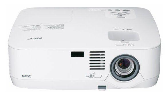 Проектор NEC NP305 белый [np305g]