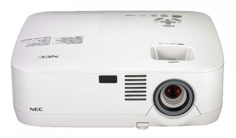 Проектор NEC NP405 белый [np405g]