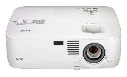 Проектор NEC NP410 белый [np410g]