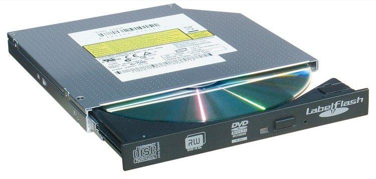 Оптический привод DVD-RW SONY AD-7703S, внутренний, SATA, черный,  OEM
