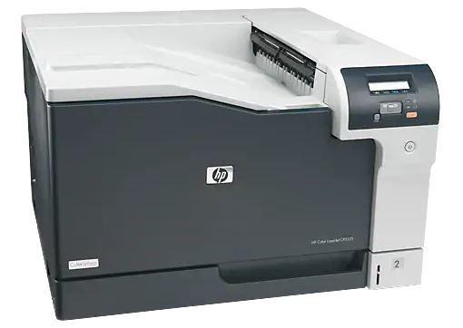 Принтер HP Color LaserJet Pro CP5225DN лазерный, цвет:  черный [ce712a]