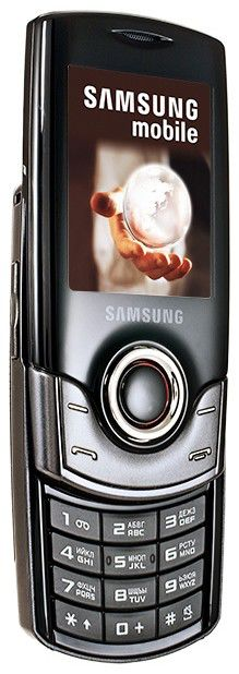 Мобильный телефон SAMSUNG S3100  серый