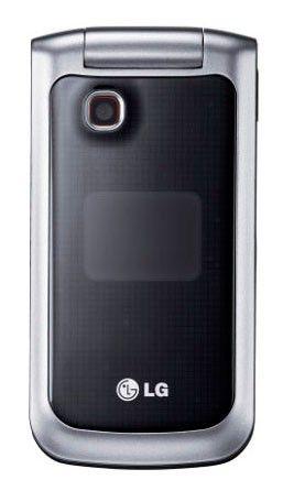 Мобильный телефон LG GB 220  серебристый