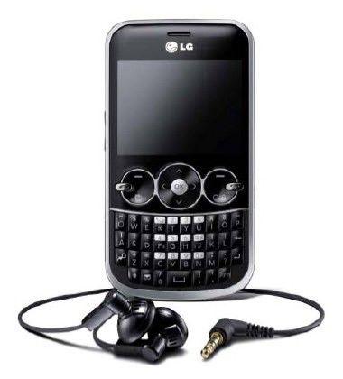Мобильный телефон LG GW 300  серебристый
