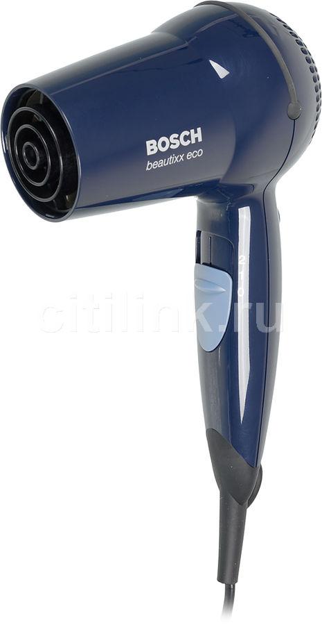 Фен BOSCH PHD3300, 1600Вт, синий
