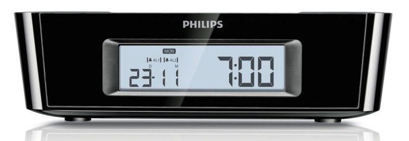 Радиобудильник PHILIPS AJ4200, черный