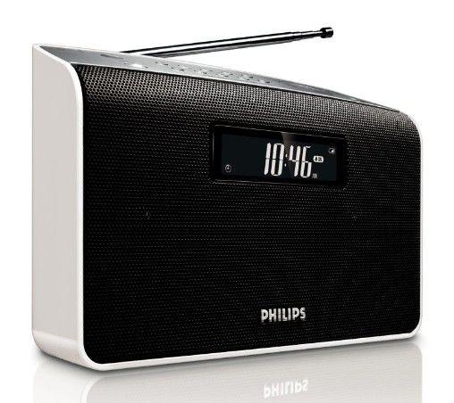 Радиоприемник PHILIPS AE2480/12,  черный